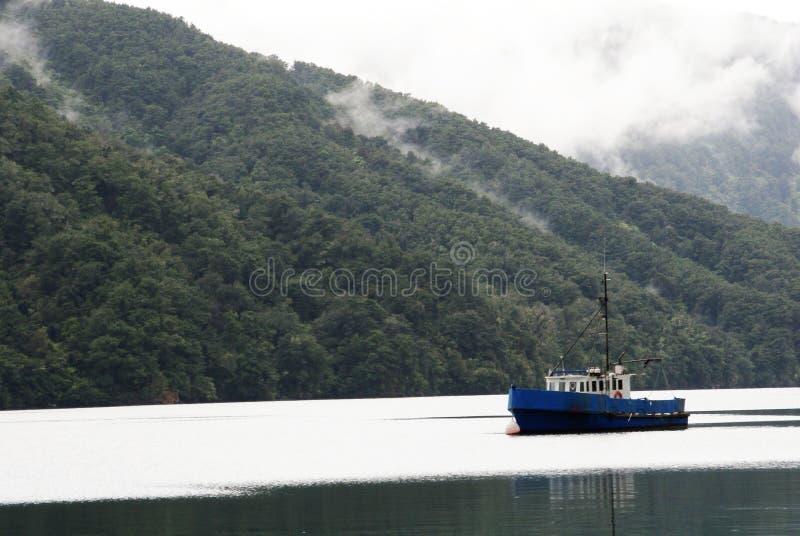 Picton łódź obraz royalty free