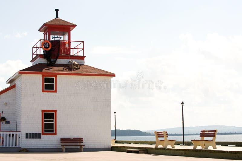 Pictou, la Nouvelle-Écosse photo libre de droits