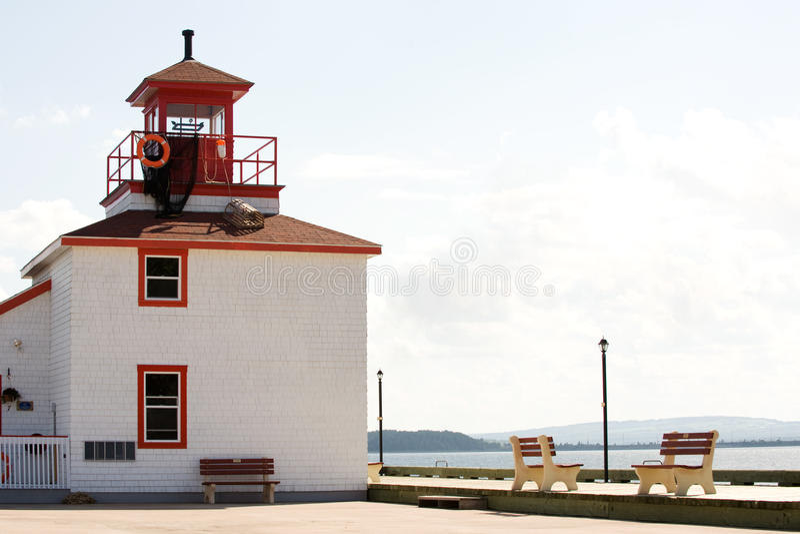 Pictou, Nova Escócia foto de stock royalty free