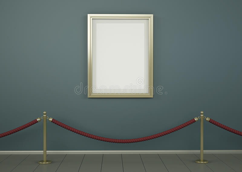Download Picture stock illustration. Image of floor, nobody, gallery - 18991968