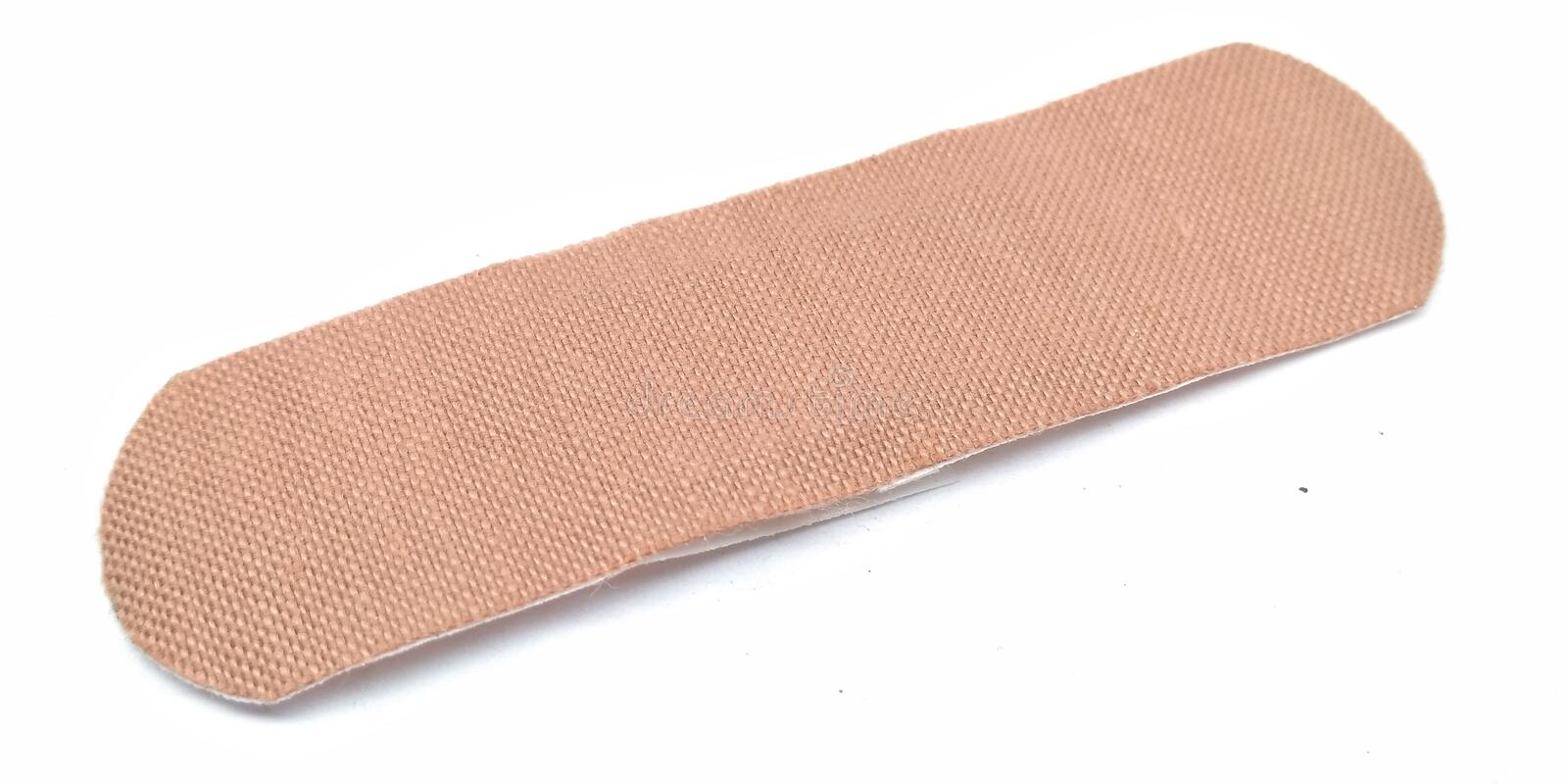 A picture of bandage  on white background, stock image