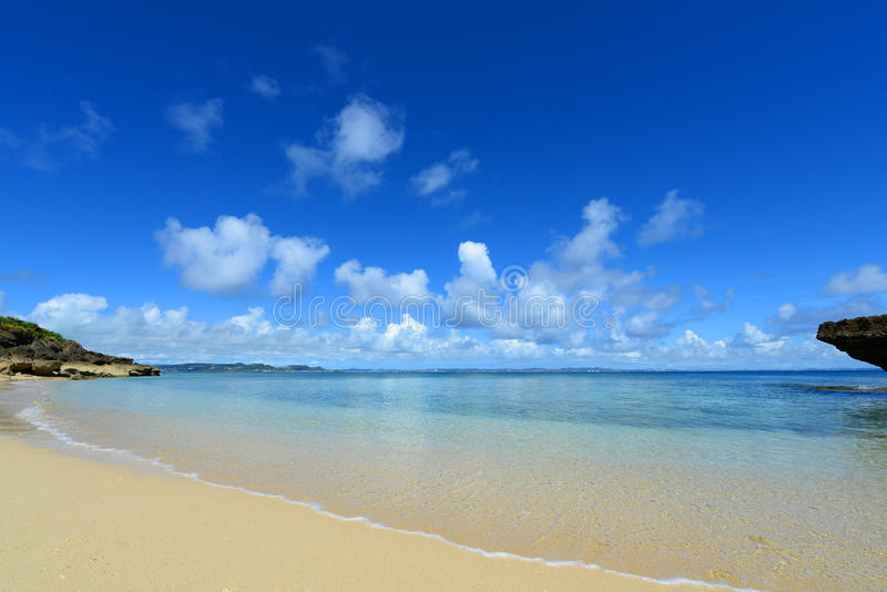 Download Picture Of A Beautiful Beach In Okinawa Stock Photo - Image of oriental, japan: 39506770