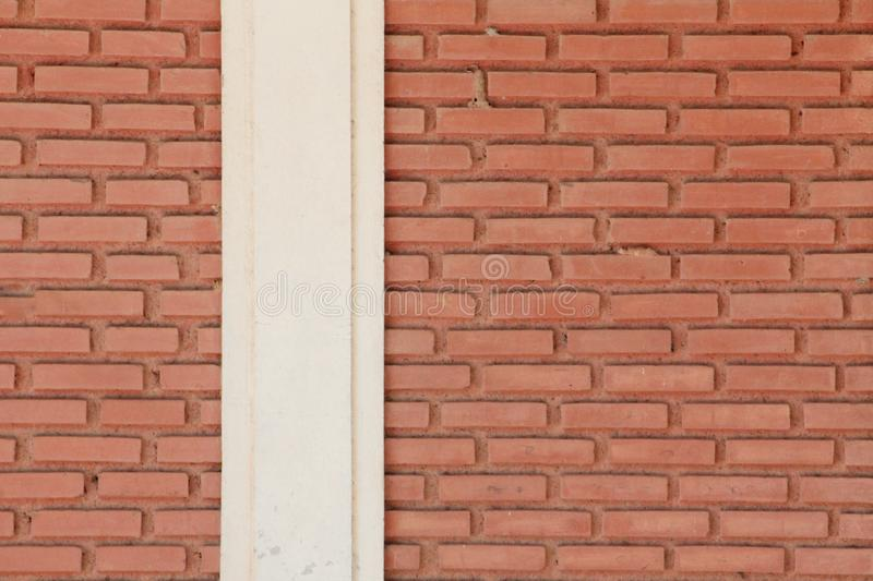 Picture of brick  home wall background. Picture of brick home wall background stock images