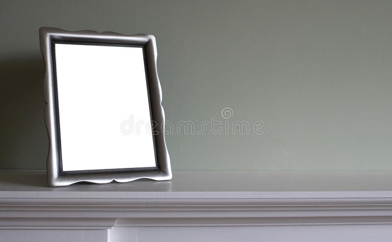 Download Picture Frame stock image. Image of metal, empty, single - 13113745