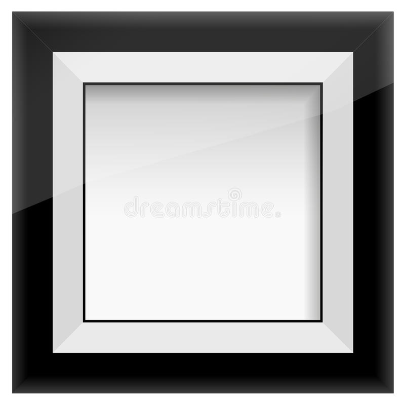 Download Picture frame stock vector. Image of gallery, design - 18406192