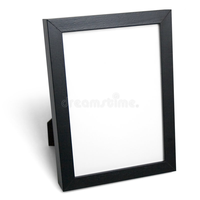 Download Picture Frame stock photo. Image of photo, black, shadow - 2197576