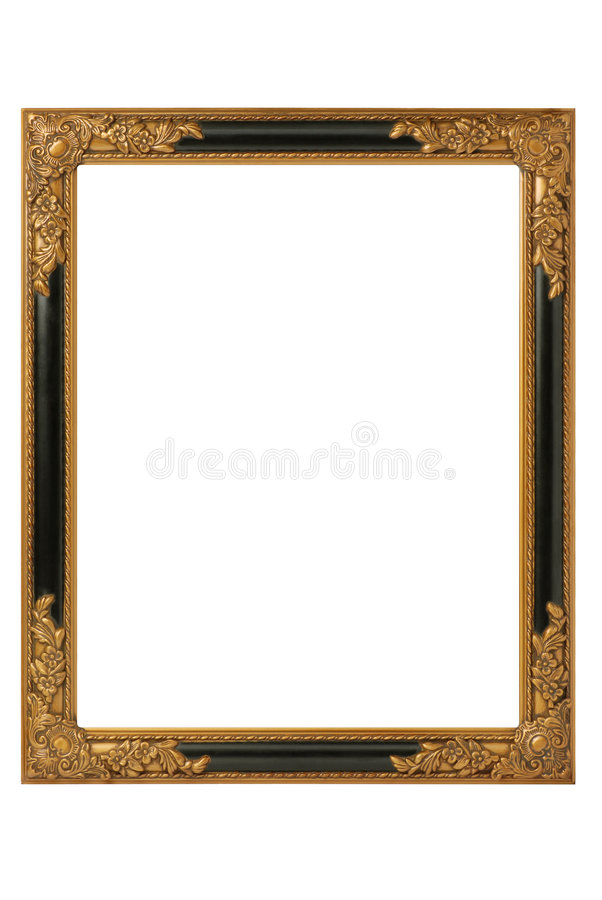 Download Picture frame stock image. Image of frame, wood, baroque - 2649417