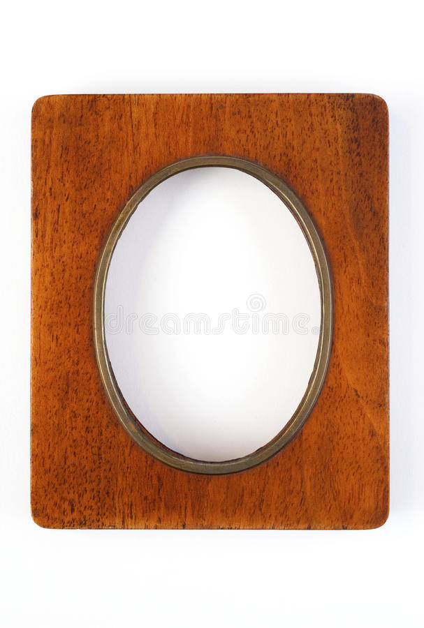 Download Picture frame stock photo. Image of copyspace, wood, cutout - 27757198