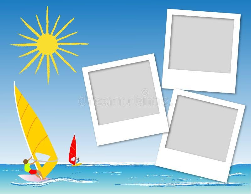Picture frame vector illustration