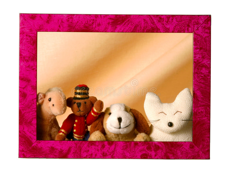 Download Picture Frame stock illustration. Illustration of animal - 459952