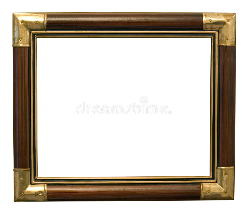 Picture Frame 5 royalty free stock image