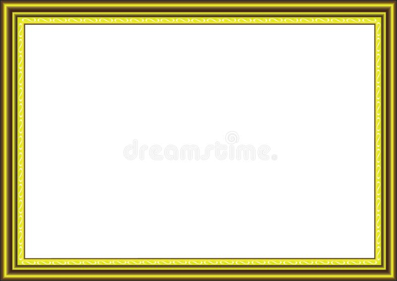 Download Picture frame stock vector. Illustration of image, backgrounds - 8525825