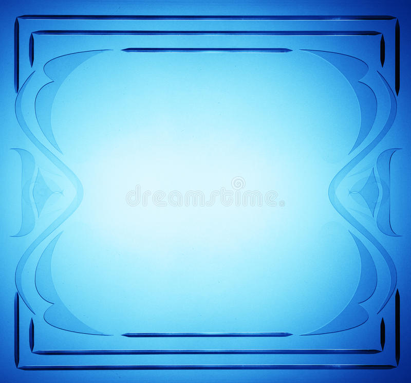 Picture frame abstract art color grunge interior. Paper stock illustration
