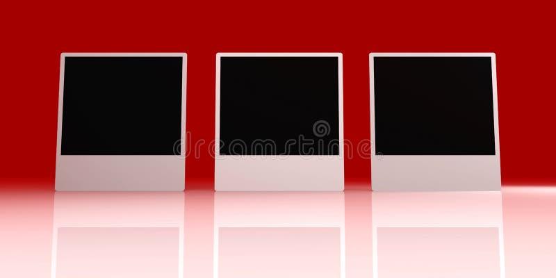 Picture Frames vector illustration
