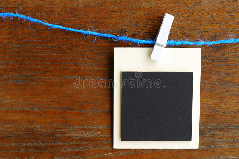 Picture frames stock photo