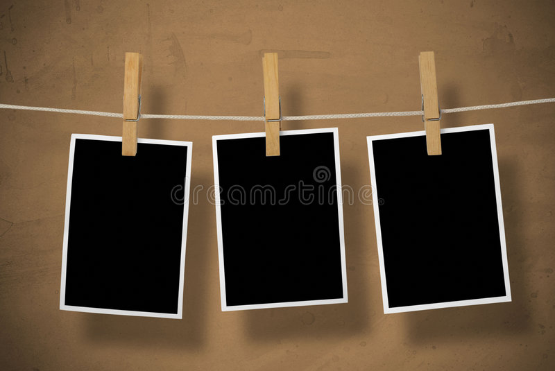 Download Picture Frames stock photo. Image of paper, hires, format - 4212272