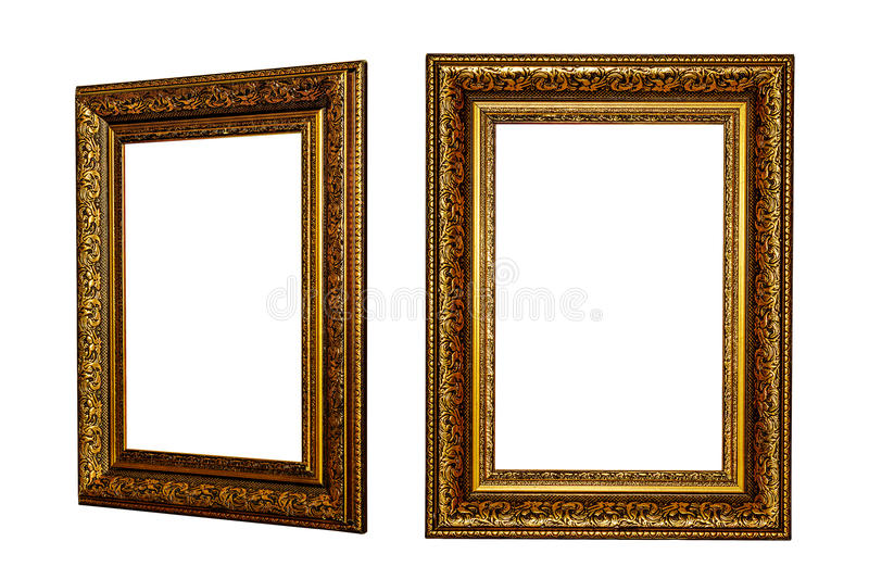 Picture frames. royalty free stock photos
