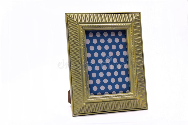 Picture holder. To put pictures portraits royalty free stock photos