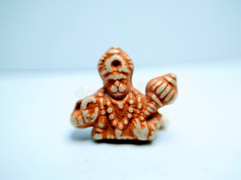 A picture of Indian God royalty free stock photo
