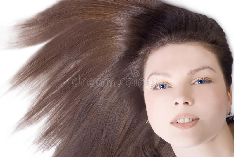Download Picture of lovely woman stock image. Image of caucasian - 13183607