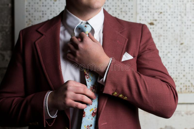 Business Suit stock photography