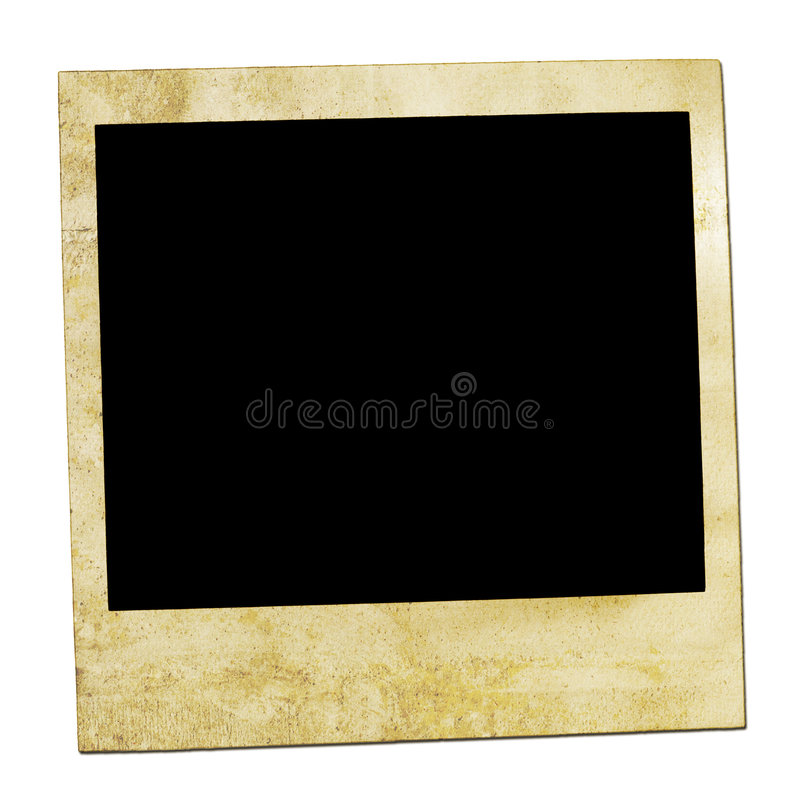 Free Picture Of A Polaroids Front. Stock Photos - 3003113