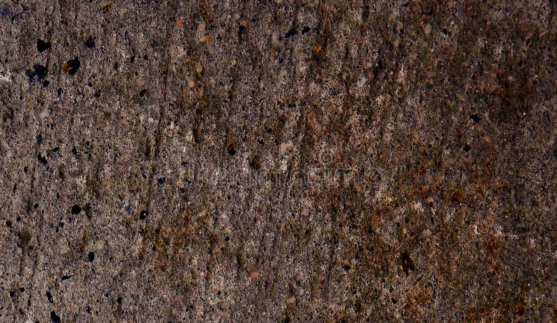 Rocky texture. A picture of a rocky texture stock images