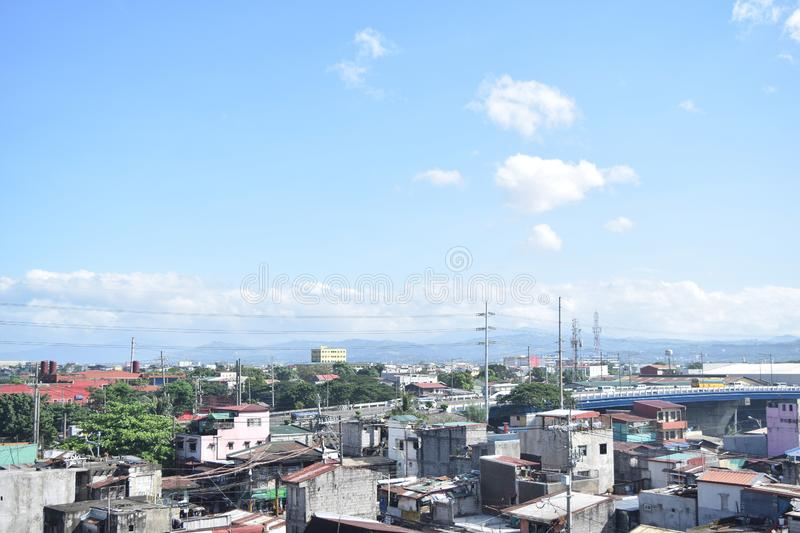 Rosario Pasig 1. A picture of Rosario Pasig, one of the popular cities in Metro Manila Philippines royalty free stock images
