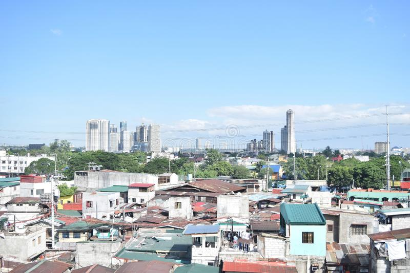 Rosario Pasig 2. A picture of Rosario Pasig, one of the popular cities in Metro Manila Philippines royalty free stock image
