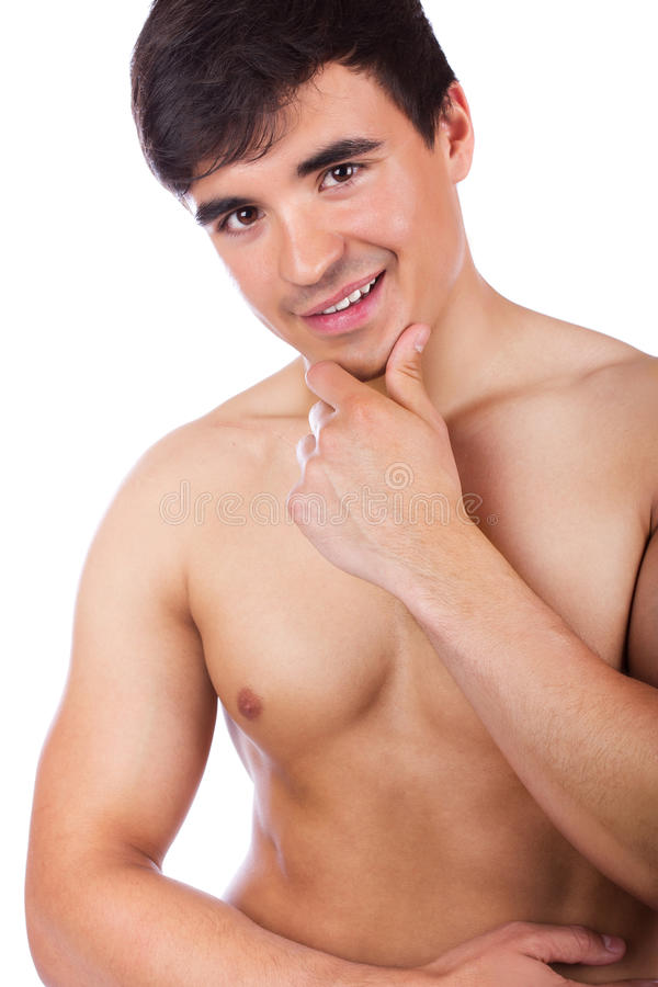Download Picture of man stock photo. Image of look, male, background - 19392480