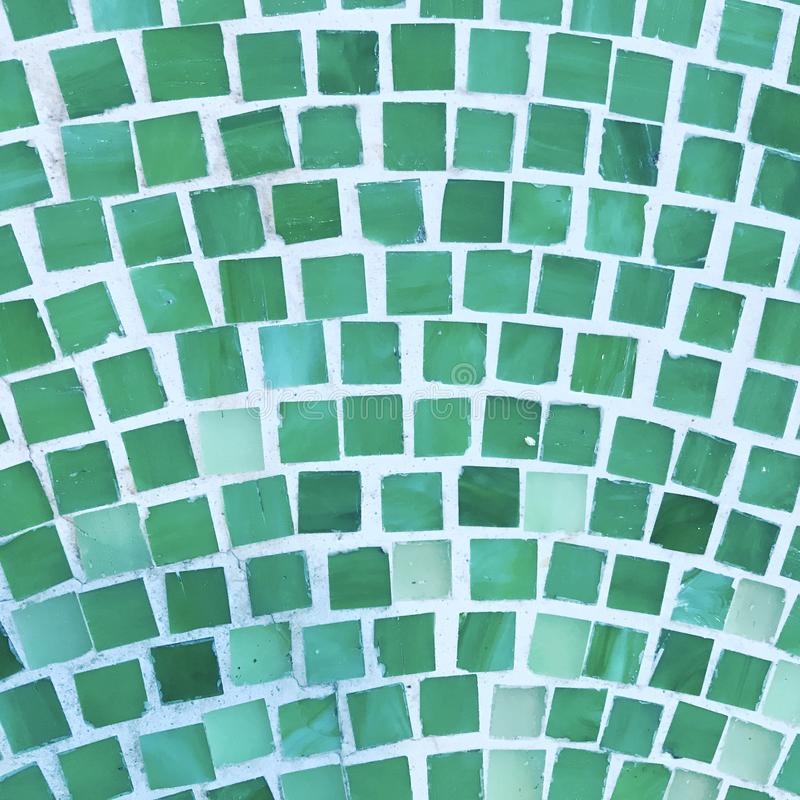 Paterns in Blue and Green, FL royalty free stock image