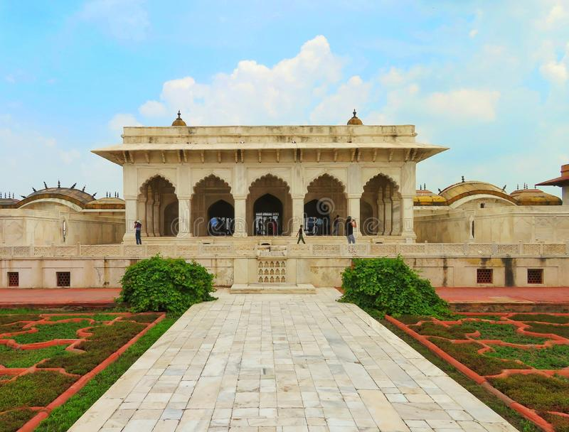 Pure Indian architecture have a meaning always. royalty free stock photos