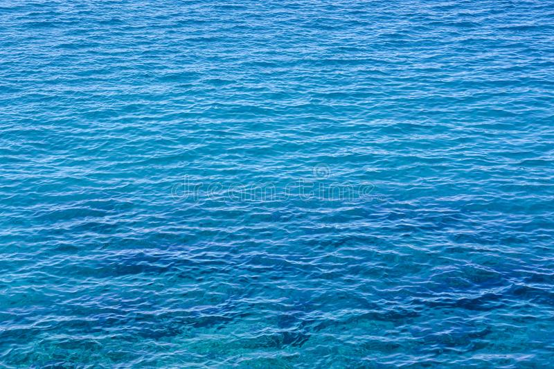 Water Pattern Texture royalty free stock photography