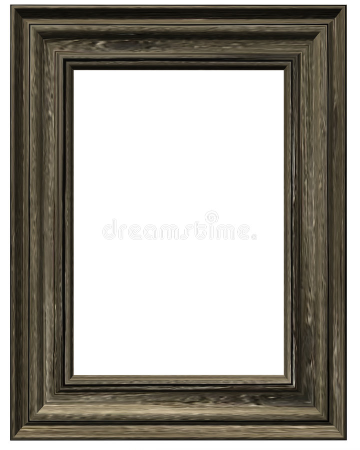 Download Pictureframe stock illustration. Image of painting, portrait - 1517608