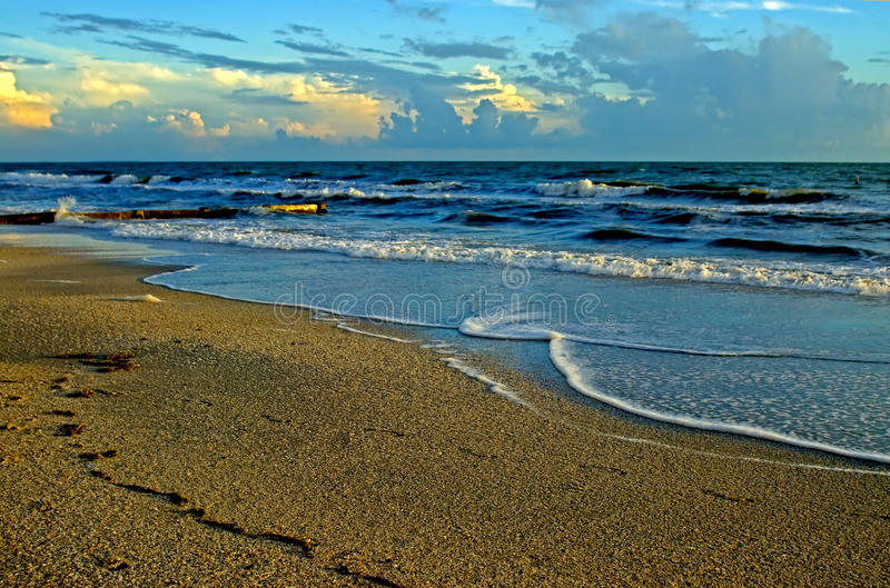 Download Picturesque Beach And Sea Stock Photo - Image: 16100920
