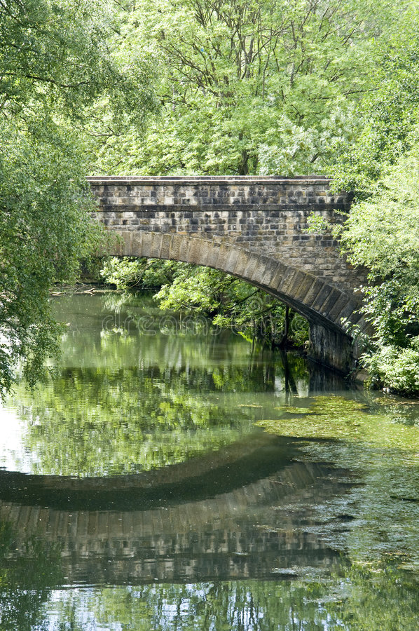 Download Picturesque Bridge In Luxembourg Stock Image - Image: 6063921