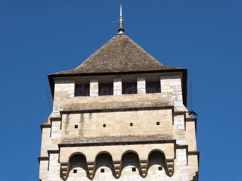 Picturesque France - Pont Valentre, Cahors royalty free stock photos
