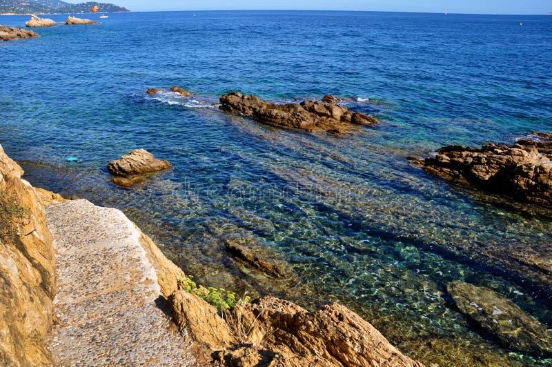 Picturesque Sea stock photo