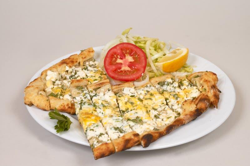 Download Pide del queso foto de archivo. Imagen de takeaway, asado - 1294378