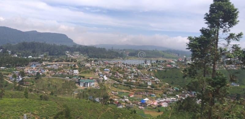 Piduruthalaga in Sri Lanka fotografia stock