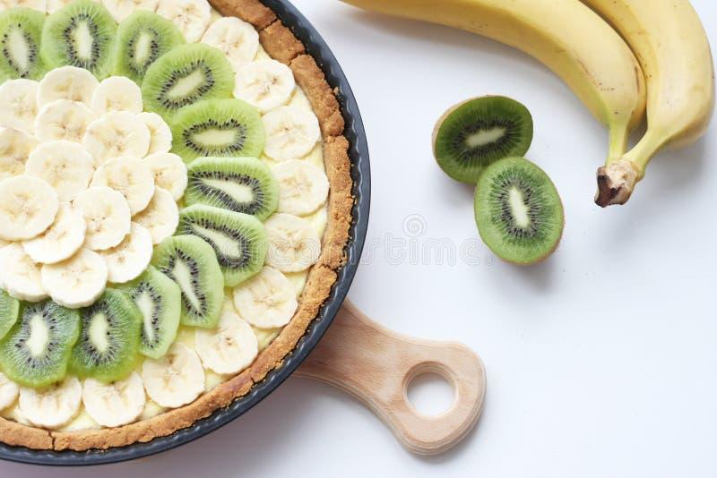 Download Pie stock image. Image of recipe, circular, banana, tasty - 26906921