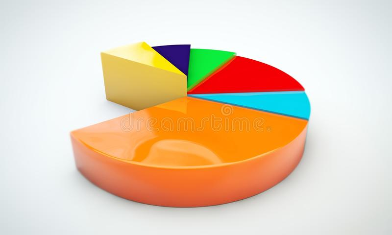 Download Pie Chart Royalty Free Stock Photos - Image: 25167848
