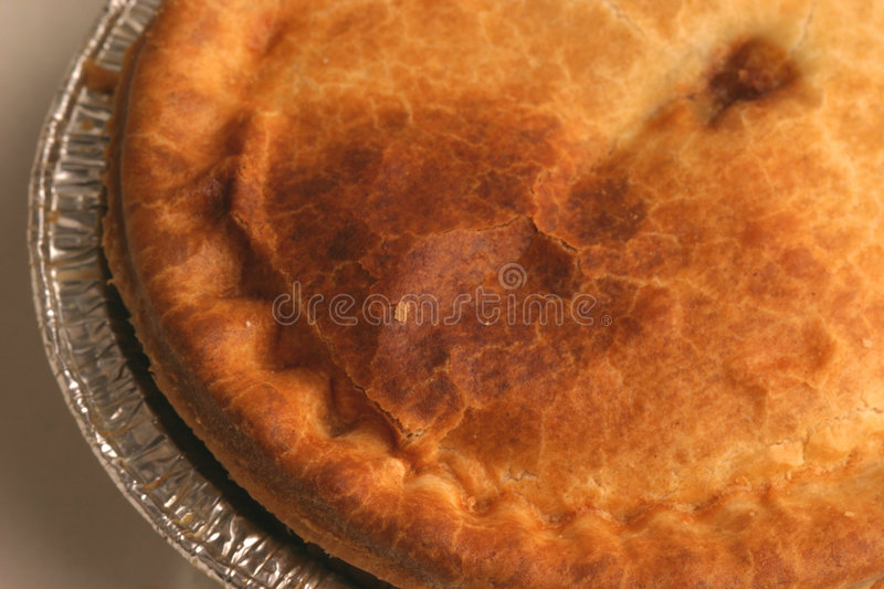 Pie Crust stock photography