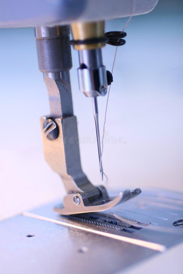 Pie de la máquina de coser imagenes de archivo
