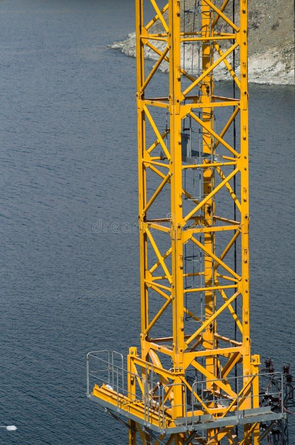 Pie Firat River Lake del puente fotos de archivo