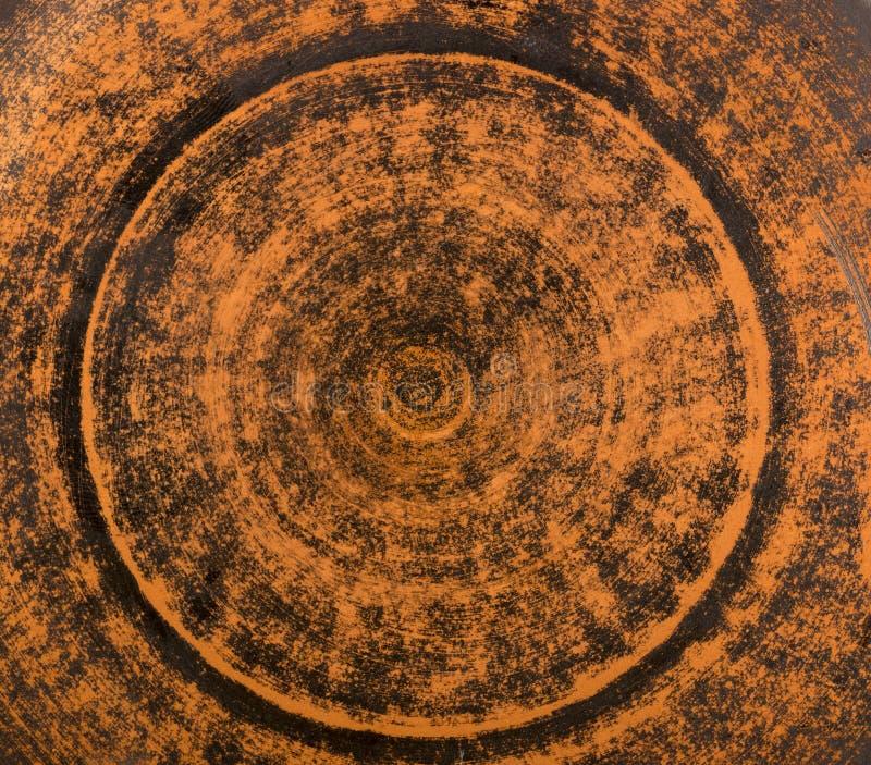 Piec gliny ściany tła tekstura zdjęcia royalty free