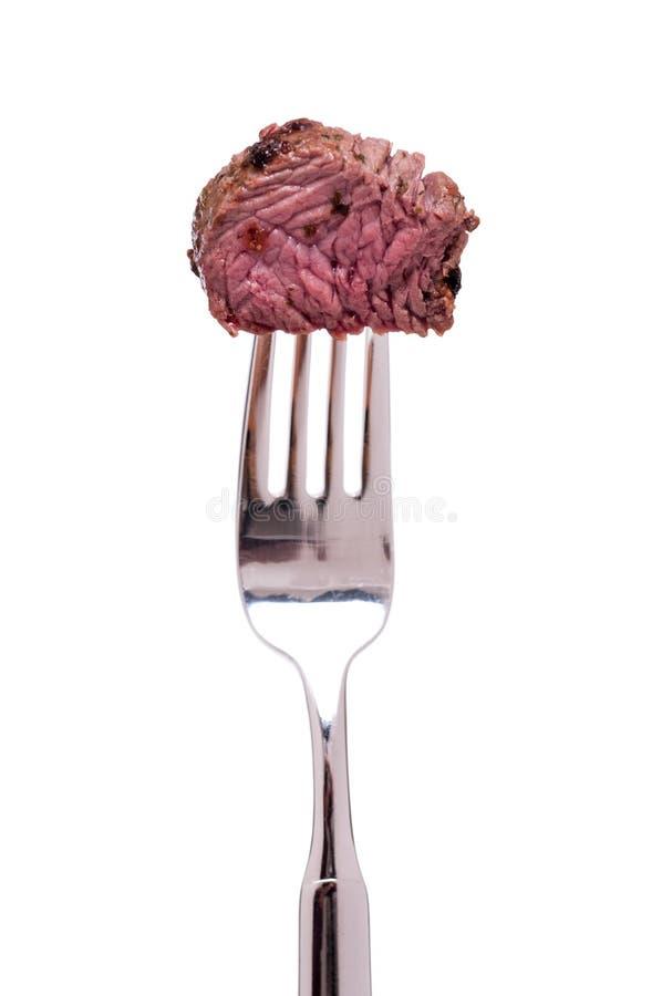 piec mięsny rozwidlenie struś fotografia royalty free
