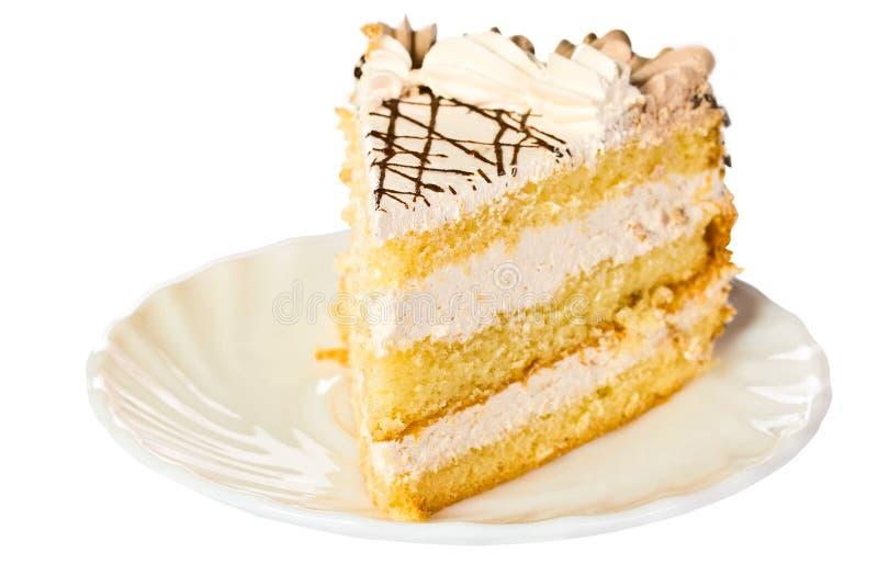 Download Piece of birthday cake stock photo. Image of closeup - 26019474