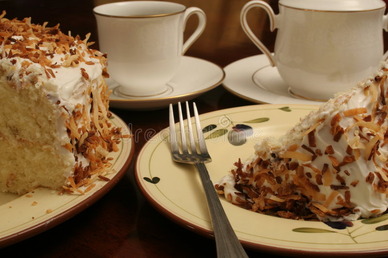 Download A Piece Of Cake Royalty Free Stock Image - Image: 1723956