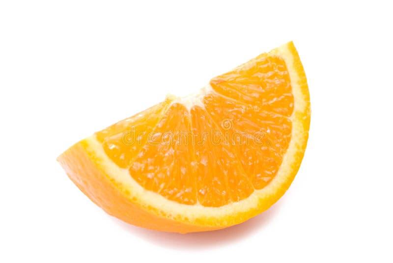 Download Piece Of Fresh Orange Fruit Stock Image - Image: 12894819